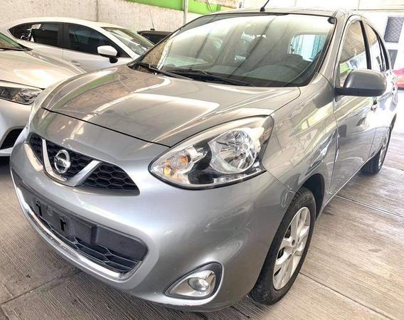 Nissan March 1.6 Advance Mt 2016