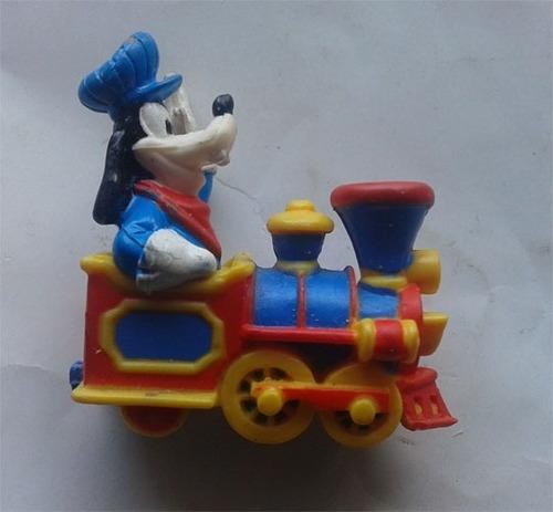 Goofy En Locomotora Disney