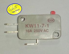 Chave Micro Switch 16a 250vac 10pcs