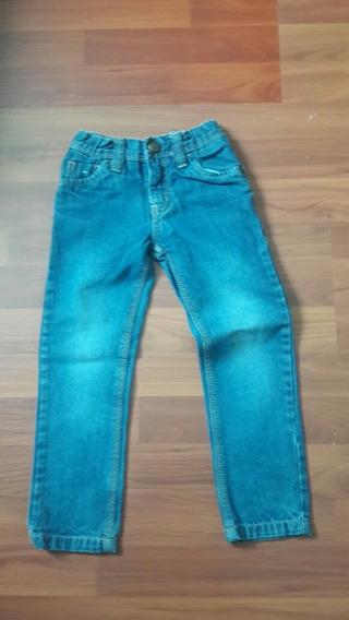 Pantalon Jeans 4 Años