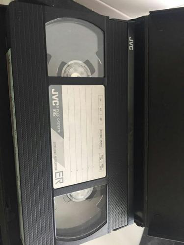 Cassette Usado De Vhs