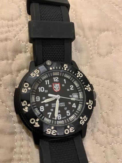 Relógio Luminox Navy Seal Original