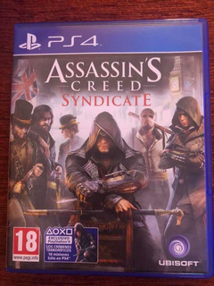 Assassins Creed Syndicate Ps4 Físico