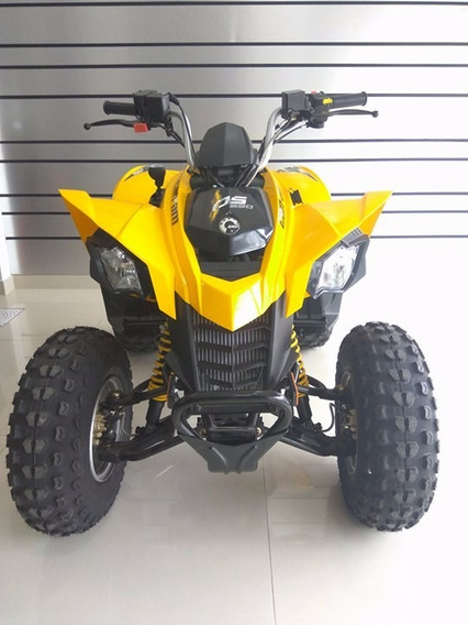 Can Am Ds 250 Año 2018 0km Canam Cuatriciclo