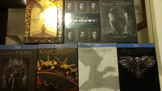 Game Of Thrones Temporadas 1 A 7 Bluray Digistack
