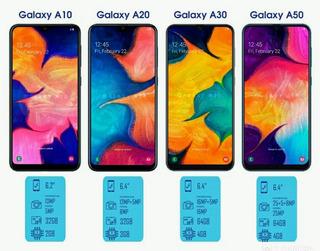 Samsung A50 2019 64 Gb Nuevos , A30,a20,a10+ Sd Card