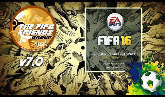 Patch Fifa Friends Plus! (6 Meses De Updates)