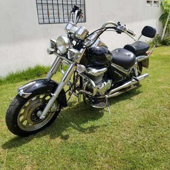 Moto Tipo Harley-davidson
