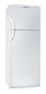 Heladera Columbia 2434/H blanca con freezer 414L 220V