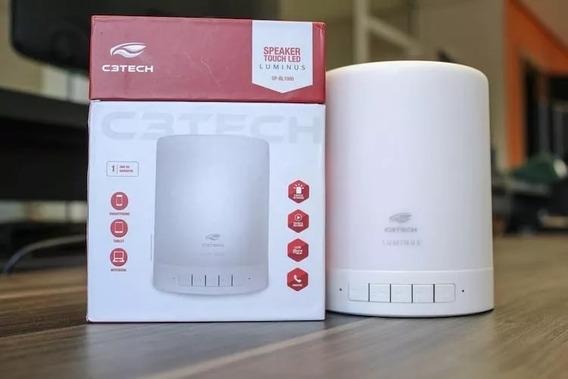 Caixa De Som Luminus C3tech - Garantia De 1 Ano