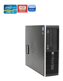 Pc Hp 8200 Sff I5-2400 Hd 500gb + Kit Teclado E Mouse Usb