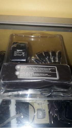 Cargador Energia Nintendo Psp Micro Ds Dsi 3ds Advance Sp