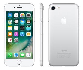 iPhone 7 32gb Silver Semi Novo
