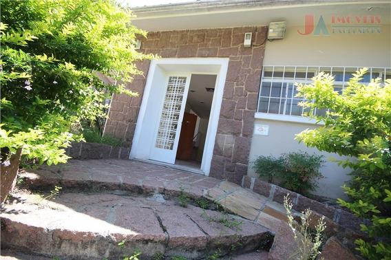 Casa Comercial Para Locação, Pacaembu, São Paulo - Ca0188. - Ca0188