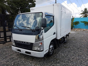 Vendo Camion Mitsubishi Canter 2006 Financiamiento Disponibl