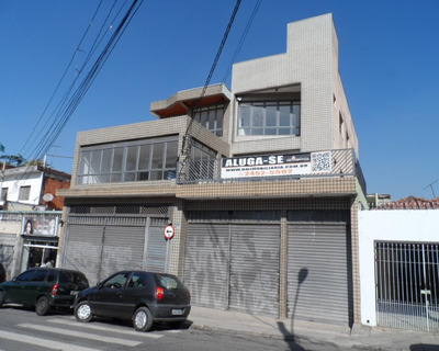 Prédio Comercial Para Locação Em Guarulhos - Hma219 - 32356238