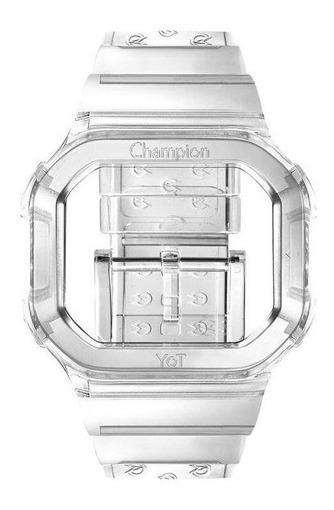 Pulseira Original Relógio Champion Yot Transparente