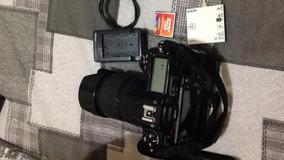 Camera Nikon D300 + 18-105 + Cartao 32gb