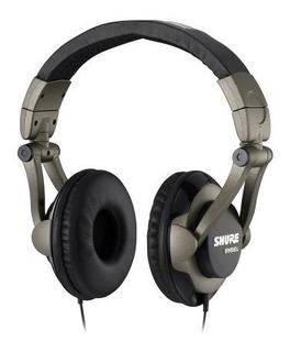 Audifono Profesional Dj Srh550dj Shure Proglobal