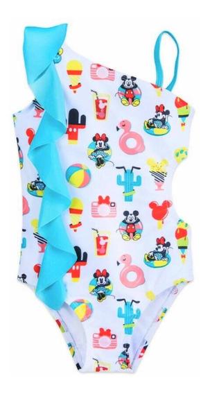 Maiô Minnie E Mickey Original Disney Store Pronta Entrega