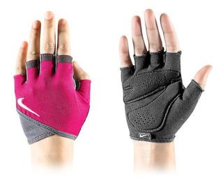 Guantes Nike Essential Lightweight Gym Pesas Dama Nlgd4017