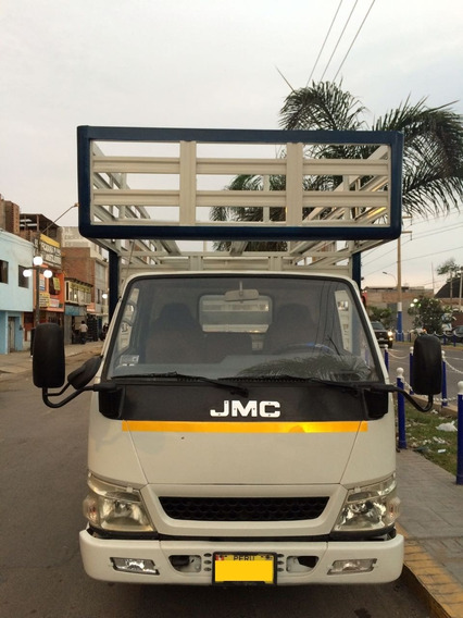 Ocasion Camioneta Jmc 2tn- Motor Isuzu - 8,899 Us$ Dolares A
