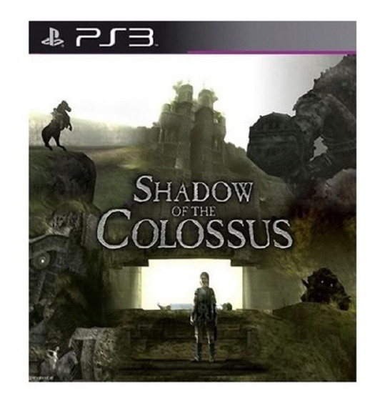 Shadow Of The Colossus Ps3 Psn Original