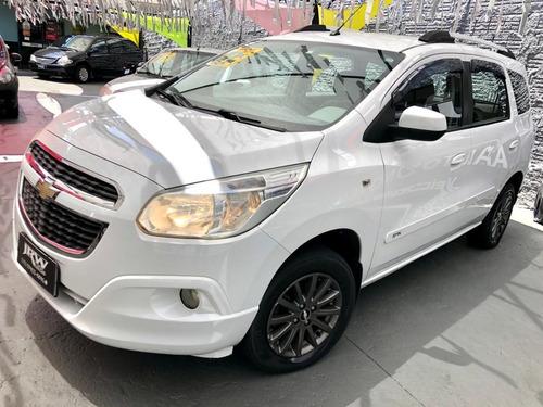 Chevrolet Spin Lt 1.8 At 2013 Completíssima !!!!