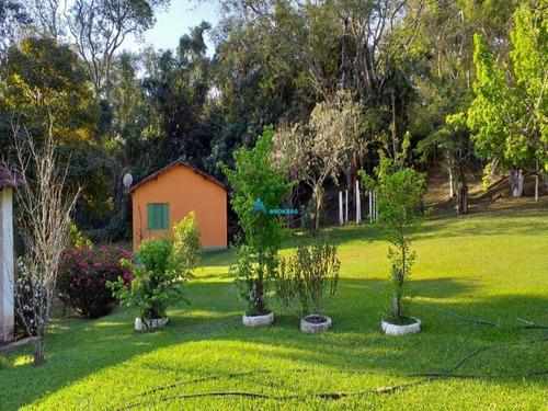Chácara C/ 2.400 M² - Linda Área Verde, Bairro Campo Realengo - Jarinu - Sp - Ch00253 - 69292799