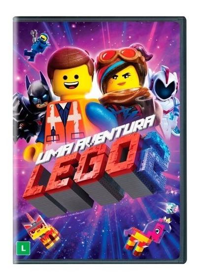 Dvd Filme - Uma Aventura Lego 2 - Dublado E Legendado