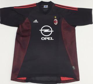 Camisa Antiga Do Milan adidas 2003 / 2004 - Jr