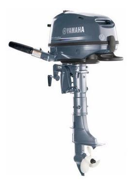 Motor Yamaha 6 Hp 4 Tiempos Pata Corta