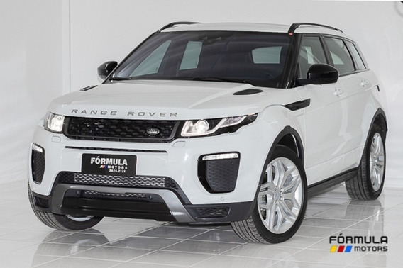 Land Rover Evoque Hse Dynamic Si4 2017 Branca
