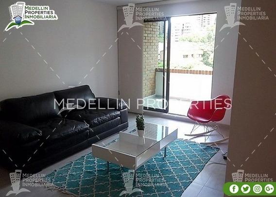 Económico Alojamiento Amoblado En Medellín Cód: 4609