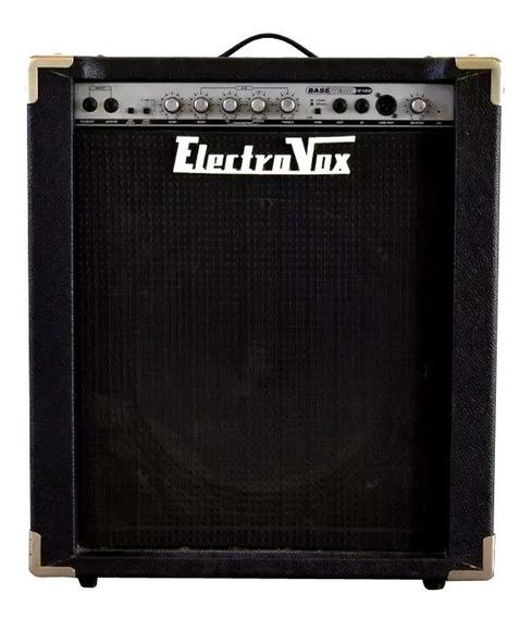 Amplificador Bajo Electrovox Basstech Be120 120 Watts