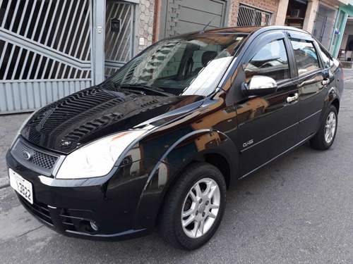 Imagem 1 de 14 de Ford Fiesta Sedan 1.6 Pulse Flex 4p 105 Hp 2009