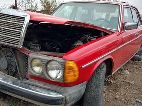 Mercedez Benz 300d Diesel Clasico 1981 Para Partes Piezas