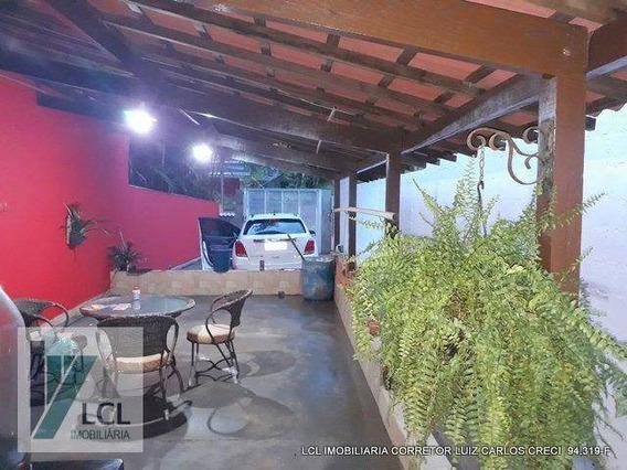 Casa Com 1 Dormitório À Venda, 60 M² Por R$ 169.000,00 - Jardim São Marcos - Itapecerica Da Serra/sp - Ca0014