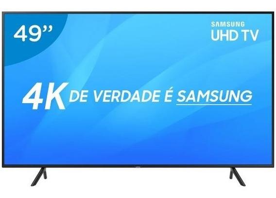 Smart Tv 4k Led 49 Samsung Nu7100 Wi-fi Hdr