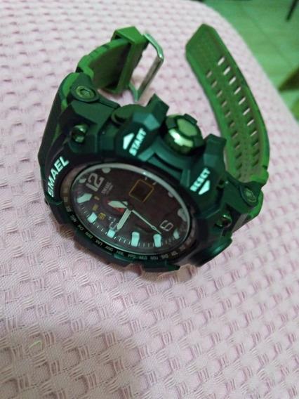 Relógio G Shock Da Marca Smael
