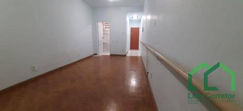 Kitnet, 30 M² - Venda Por R$ 115.000,00 Ou Aluguel Por R$ 600,00/mês - Centro - Campinas/sp - Kn0084