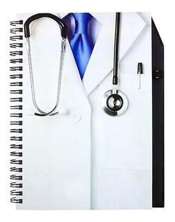 Libreta Doctor Personalizado Para Impresión De Imagen O Logo
