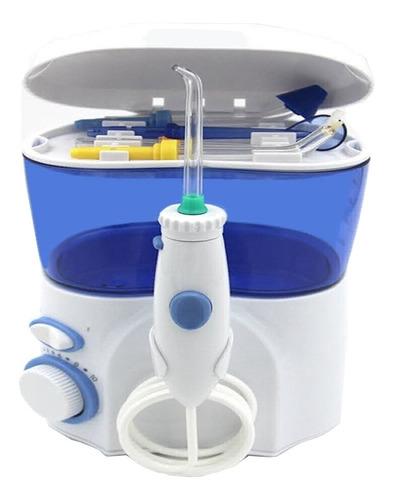 Irrigador oral Oraljet OJ-1000B white e sea blue 110V