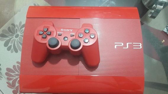 Playstation 3 Usado - 1 Controle (alguns Jogos Originais Inc