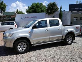 Toyota Hilux 2.5 Cd Dx Pack I 120cv 4x4 2014