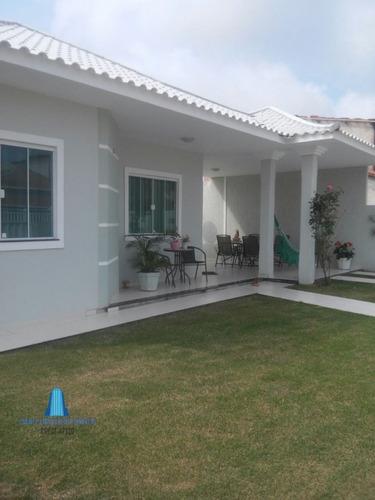 Imagem 1 de 15 de Casa A Venda No Bairro Barbudo Em Araruama - Rj.  - 177-1