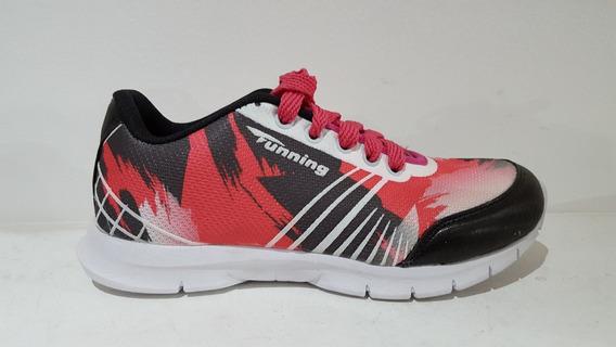 Zapatillas Mujer Deportivas (art 4052) (nº36)