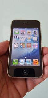 iPhone 3s 8gb Funcionando, Com Acessórios Originais