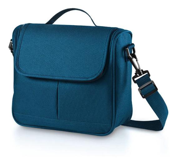 Bolsa Térmica Cool Er Bag Azul Bb028 - Multikids