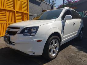 Chevrolet Captiva 2.4 Ls L4 Piel At